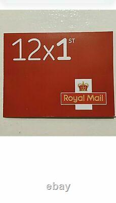 1000 X 1st Class Royal Mail Stamps New Self Adhesive FAST AND FREE
