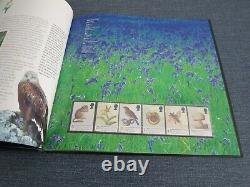 17 ROYAL MAIL SPECIAL STAMPS YEARBOOKS 1984 to 2000 WITH MNH STAMPS INSERTED