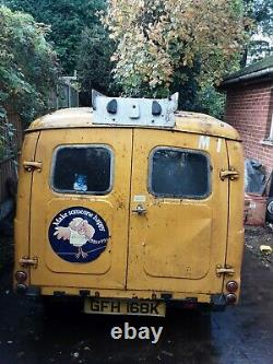 1971 Post Office Telephone Engineers Van