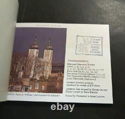 1990 London Life Prestige Booklet Stamp World & Royal Mail Stamps TWO Overprints