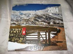 2014 Royal Mail Yearbook 31 Year Book Stamps