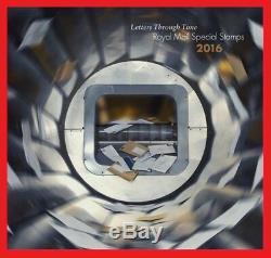 2016 Royal Mail Year Book No 33