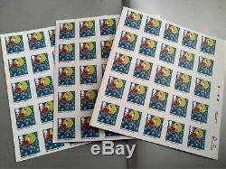 450 (25 X 18) Genuine Royal Mail First 1st Class xmas stamps. Save £40 Fast post