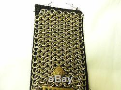 An Original Military post 1902 8th King's Royal Irish Hussars Epaulettes (3923)
