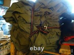 Army commoand post 9ft x 9ft Tent