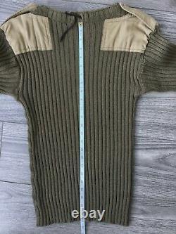 Commando Sweater WW2 Pullover British WW2 Jumper Type 3 Commando Jumper Post War