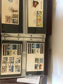 First day covers collection- Royal Mail