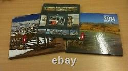 GB 2014 Royal Mail Special Stamps Year Book # 31 Yearbook With Stamps