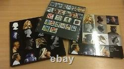 GB 2015 Royal Mail Special Stamps Year Book # 32 Yearbook With Stamps