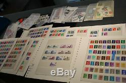 GB Großbritannien gültige Briefmarken Sammlung postfrisch 300 Pfund (S628)