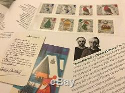 GB Royal Mail Special Stamps Year Book 2016 With All Stamps And Minisheets