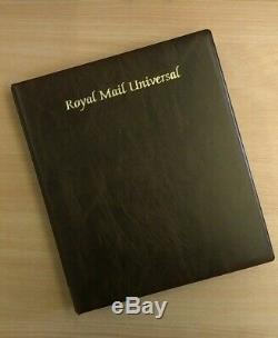 GB Royal mail year pack Collection 2006-2014 in UNIVERSAL ALBUM face value £720+