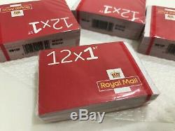Genuine 600 New First 1st class Stamps Royal Mail First SEALED Self-Adhesive