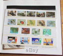 Großbritannien 1984/89 Royal Mail Special Stamps komplette Sammlung