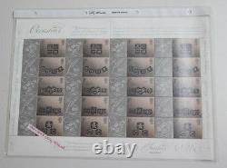 Großbritannien 5 postfrische Zusammendruck-Bogen mit gesuchten Ausgaben