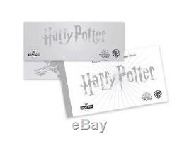 Harry Potter Royal Mail Limited Edition Prestigious Stamp Book # 481