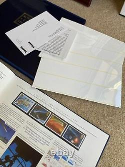 JOB LOT 17 Royal Mail Special Stamps Year Books 1985-2002 Some Still Sealed