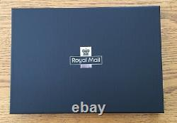 James Bond ULTRA RARE Gold Proof Cover #12 of only 50 Royal Mint/Royal Mail