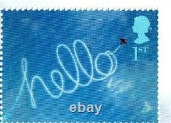 LOOK 200 First Class Stamps Royal Mail Genuine Brand New 1st Class