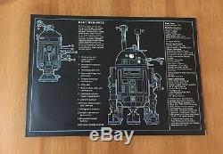 Limited Royal Mail Star Wars R2D2 Silver Proof Coin/Medal Cover Low COA 047/750
