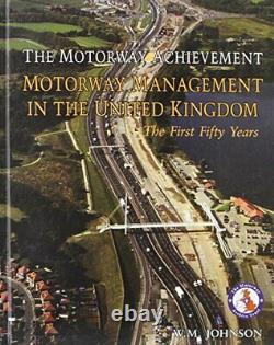 Motorway Achievement by Johnson Book The Cheap Fast Free Post