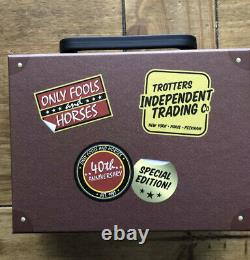 Only Fools and Horses Limited Edition Prestige Stamp Book & Case Royal Mail