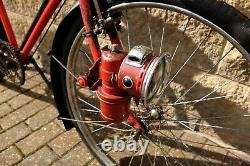 POST OFFICE GPO POSTMANS BICYCLE FOR LETTERS PARCELS TELEGRAMS VINTAGE 1930s