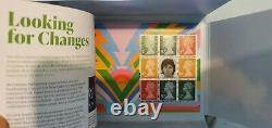 Paul Mccartney Prestige Stamp Book Royal Mail