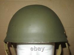 Post WW2 British Airborne Paratrooper / Helmet