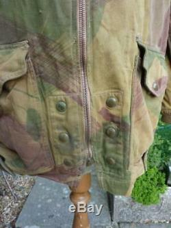Post WWII British Army Military Paratroopers Denison Smock