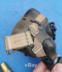 Post-ww2/1950s RAF H-type oxygen mask & tube