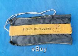 Post-ww2/1950s RAF shark repellent