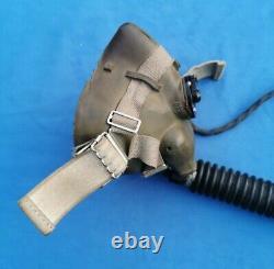 Post-ww2/1960s RAF H-type oxygen mask + oxygen tube