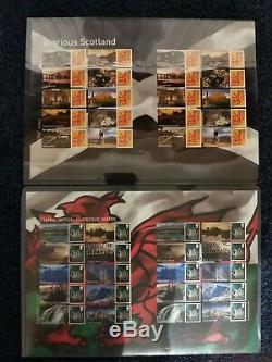 Royal Mail A4 Stamp Collection