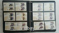 Royal Mail London 2012 Team GB Gold Medal Winners Stamp Collection Mint