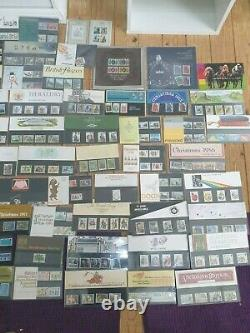 Royal Mail Mint Stamps Job Lot of 72 Packs