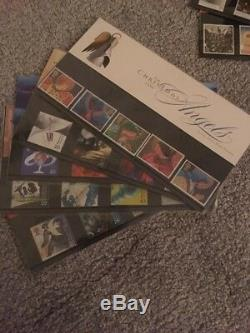 Royal Mail Mint Stamps Ranging from June 1994 through to May 2002 £150 OVNO
