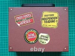 Royal Mail Only Fools and Horses Limited Edition Prestige Stamp Booklet 1662