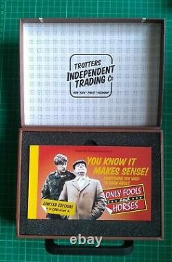 Royal Mail Only Fools and Horses Limited Edition Prestige Stamp Booklet 1663