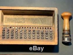 Royal Mail / Post Office Hand Stamper Bassett, Southampton