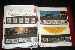 Royal Mail Presentation Packs 1992 / 1993 / 1994 / 1995 & definitives stamps