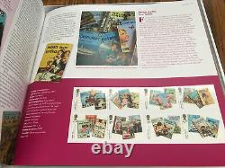 Royal Mail Special Stamps 2017 Year Book Complete With Mint Stamps & Minisheet