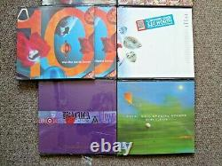 Royal Mail Special Stamps Year Books 1-11 & 14 With Stamps Slipcase & Cellophane