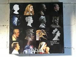 Royal Mail Stamps 2015 Year Book (number 32) New & Sealed As Issued By The P O