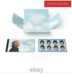 Royal mail Paul McCartney limited edition prestige stamp booklet. Presale