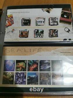 Royal mail presentation packs collection Album 2