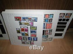 Sammlung GB Grossbritannien 1970-1999 postfrisch komplett + viele Extras (50056)