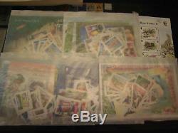 Sammlung GB Jersey 2000+2001+2002+2003+2004 komplett postfrisch + Extra (8116)