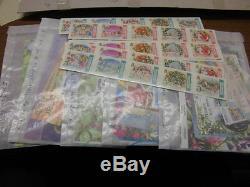 Sammlung GB Jersey 2005+2006+2007 komplett postfrisch + Unternummern (1070)