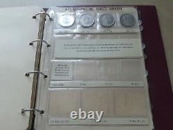 Spain Collection 1936-1975 Some Proofs And Silver £350.00 Uk Post Paid